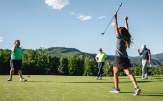 GOLFFOREVER helps you play better golf - forever